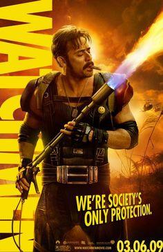 Watchmen Character Banner