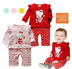 2013 hot New cute Baby girls long sleeve Bodysuits Rompers, Newborn One Pieces Baby spring autumn clothing