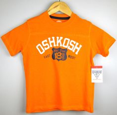 CocoStar - NEW! Osh Kosh Orange T, Size 3T, $4.50 (http://www.cocostar.ca/new-osh-kosh-orange-t-size-3t/)