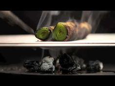 Video intervista a Niko Romito sulla su idea di gastronomia al #SalonedelGusto di Torino