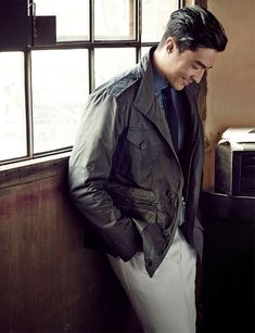 PESPOW SS 2015 Visuals Feat. The Divine Daniel Henney | Couch Kimchi