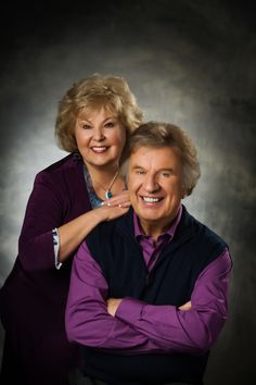Bill and Gloria Gaither - pure inspiration for The Gaither Homecoming Bible