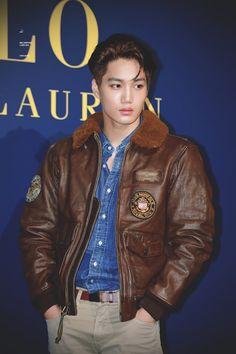 Kai is sexy and bold ♥️ Chanyeol, Mr Destiny, Kim Kai, Kim Minseok, Exo Korean, Kpop Fashion, Super Powers, Shinee, Taemin