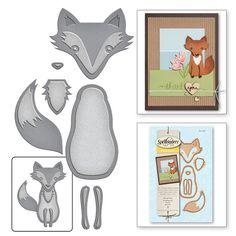 spellbinders forest fox - Google Search