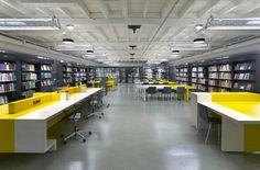 bookshop at Textile Museum in Tilburg, Netherlands