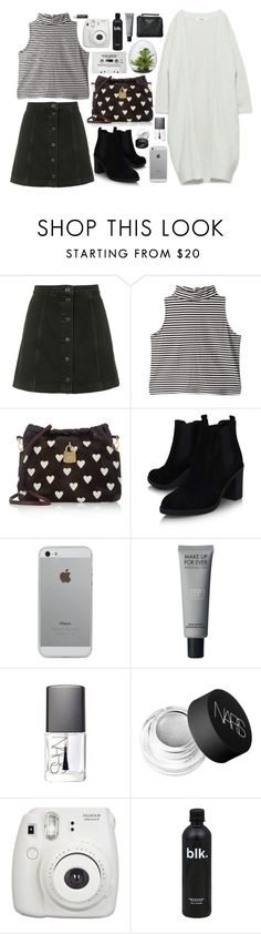 """""""You are shining so brightly"""" by natjulieta on Polyvore featuring moda, Topshop, Burberry, Luvvitt, NARS Cosmetics, Chapstick y Acne Studios"""