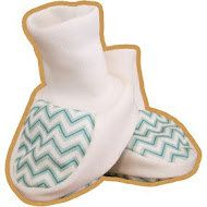 SALE  Designer Baby Socks 0m  free gift box from 100 by rockbabies, $4.99