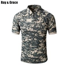 Utdoor Camo T Shirts Men Cotton Short Sleeve Tactical Hunting Shirts Summer Breathable Frog Soft Hiking T-shirt High Resilience Wrench