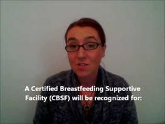 Certified Breastfeeding Supportive Programs - YouTube