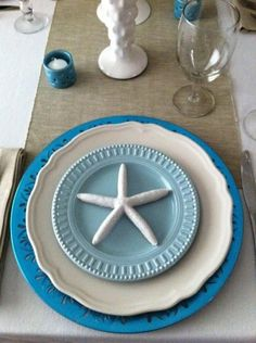 place setting~