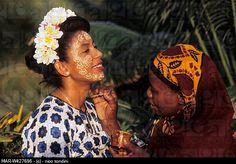 traditional mask, comoros, africa