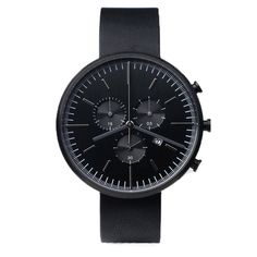 302 Series Chronograph Wristwatch :}