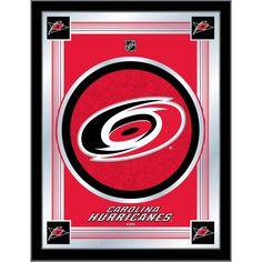 Carolina Hurricanes Logo Wall Mirror