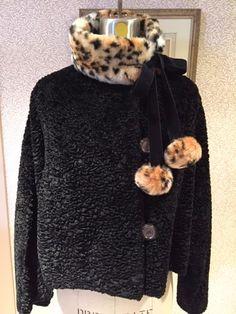 f7481bb31618e Rhonda s Creative Life  Fabulous Free Pattern Friday - how to sew and cut  fur fabric