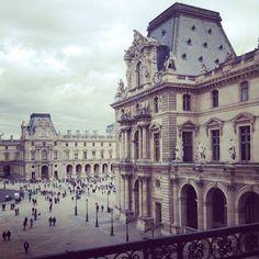 Paris travel photos Musee de Louvre 2014