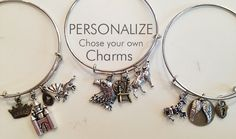 A personal favorite from my Etsy shop https://www.etsy.com/listing/228277040/malefiecent-customize-alex-ani-inspired