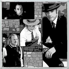 Awesome Murdoch Mysteries fan art!