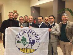 Claudio Ricci candidato, 150 Delegati con le Liste Civiche e oltre 150 Delegati con la Lega Nord Noi con Salvini