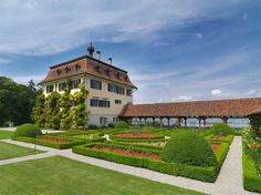 Sanierung Schloss Wolfsberg -Klaiber Partnership AG