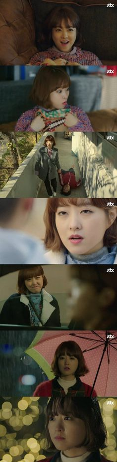 [Spoiler] Added episodes 3 and 4 captures for the #kdrama 'Strong Woman Do Bong-soon'