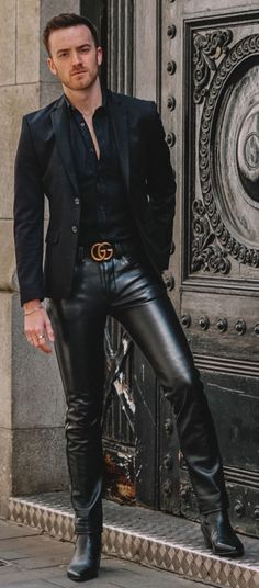 Handsome Men Quotes, Handsome Arab Men, Beautiful Women Quotes, Beautiful Tattoos For Women, Mens Leather Pants, Tight Leather Pants, Woman Sketch, Woman Drawing, Strong Woman Tattoos