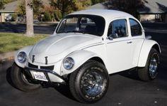 1968 Volkswagen Turbo Diesel Baja Bug