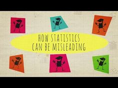 How statistics can be misleading - Mark Liddell | TED-Ed