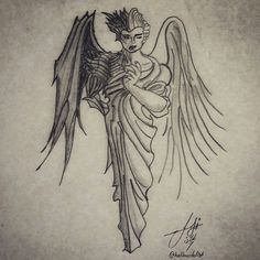 #karakalem #melek #şeytan #devil #angel #beklemek #bursa #Hayal #hayat #kaleminipaylas #eskiz #siyah #resim #art #artist #pencilsketch #charcoal #özgürlük #rüya #kelimentalist #sanat #resim