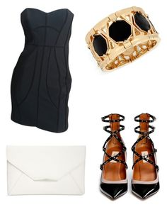 """""""Untitled #7180"""" by ohnadine on Polyvore featuring INC International Concepts, Laundry by Shelli Segal, Valentino and Style & Co."""