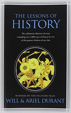 A concise survey of the culture and civilization of mankind, The Lessons of History is the result of a lifetime of research from Pulitzer Prize–winning historians Will and Ariel Durant.With their acce
