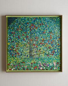 "John-Richard Collection ""A New Life"" Original Oil Painting"