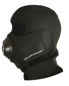 Talus cold avenger mask...when I rob a bank with my ninja gear on lol