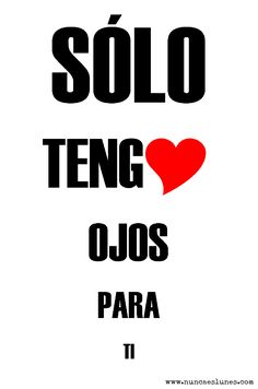 ♣ Lámina imprimible San Valentin Gratuita y en español. Free Printable Spanish Valentine Day