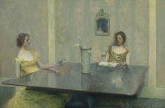 Thomas Wilmer Dewing: A Reading