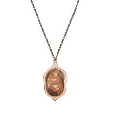 And Mary sleeping squirrel necklace.  £30