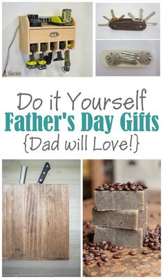 fathers day gifts do it yourself