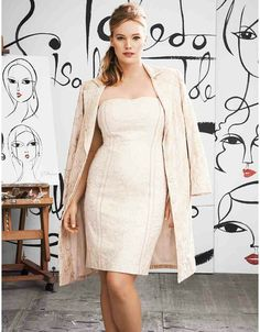 3cc61a7bd25 Plus Size Fashion Collaboration  First Look At Isabel Toledo s Exclusive  Collection For Lane Bryant