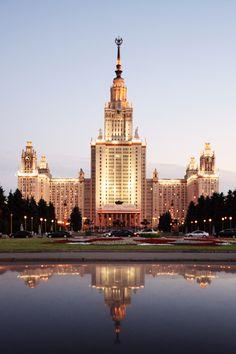University, Moscow ©Luis Novo