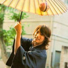 Taguchi Junnosuke Akanishi Jin, Japanese Men, Beautiful Smile, Your Smile, Idol, Asian