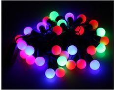 Party Lights - 10M Multi- Coloured Light Chain