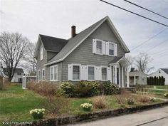 34 Clark Street, Westerly, RI Home built in 1890