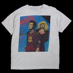a3807bcf94c Vintage Sid Vicious   Sex Pistols   Seditionaries   Vivienne Westwood era vintage  punk Tshirt Skinhead