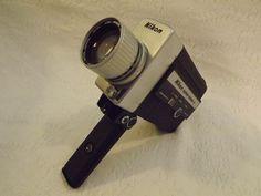 Nikon Super Zoom- 8 (Super 8 Film Camera) ....YES