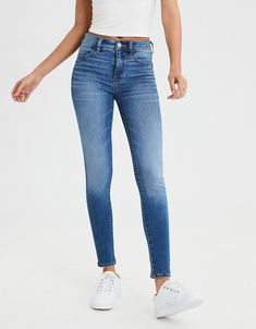 729b0d7dd23 American Eagle Next Level High Waisted Jeans Ae Jeans