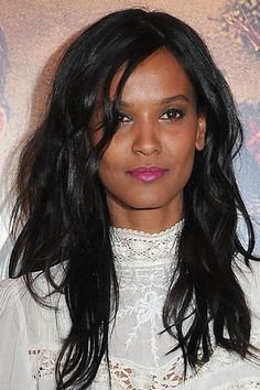 Ethiopian Beauty Liya Kebede. I will never get tired of her face!! She is just so beautiful.