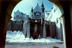 The Emperor's Castle on Voton. Keep The Peace, Emperor, This Book, Castle, Snow, Bud, Let It Snow