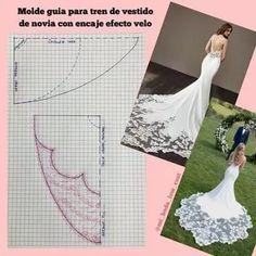 Wedding Dress Sewing Patterns, Evening Dress Patterns, Pattern Draping, Gown Pattern, Sleeve Pattern, Collar Pattern, Pants Pattern, Barbie Mode, Pattern Cutting