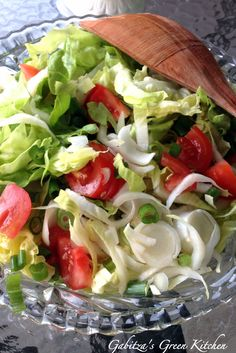 Butterhead Lettuce Salad with Belgian Endives