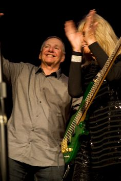 Garry Walters, former drummer and Dad of The Walters Family. We sure miss him. www.walterstheatre.com