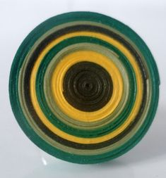 anello quilling girandola / quilling swirl ring